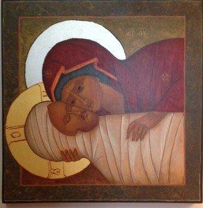 Marie a connu la douceur de Jésus