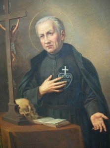 19 octobre: Saint Paulo de la Croix; XXIX semaine du T.O.