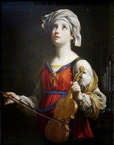 22 novembre: Ste Cécile, vierge et martyre († 230) - Mémoire; XXXIII semaine du T.O.
