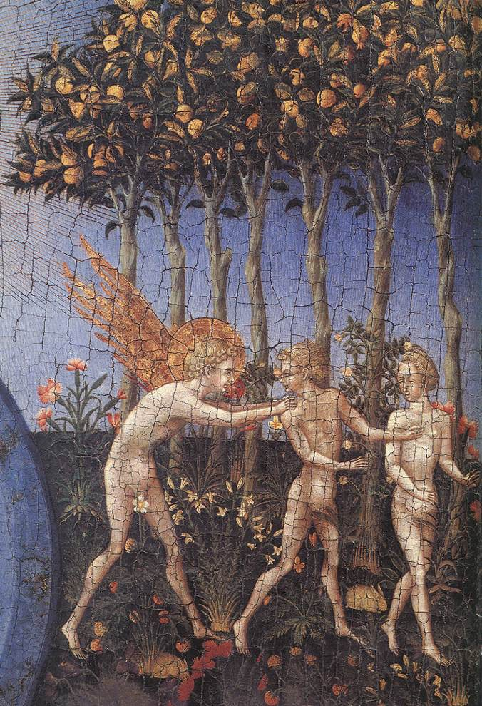 Second récit de la création  La désobéissance salmi e frr - Copia