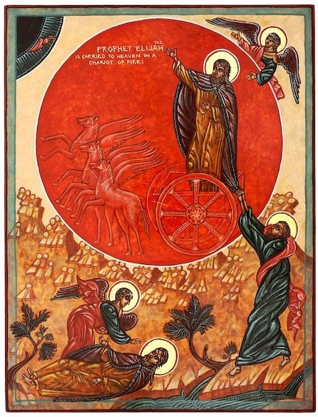 la mia e it il profeta Elia