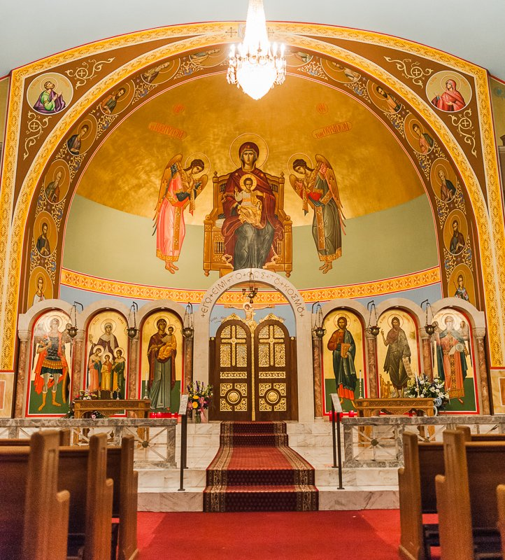 en e fr St. Sophia's Greek Orthodox Church in Syracuse, NY - Copia