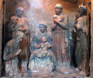 pens e fr Andrea_della_robbia_(attr.),_adorazione_dei_magi,_01