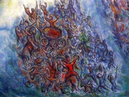 en e diario il passaggio del mar rosso  musee-national-marc-chagall - Copia (2)