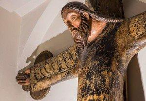 imm fr crocifisso ligneo collaggiata di san lorenzo santa croce sullk'arno