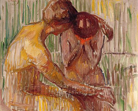 imm fr confort eduard Munch