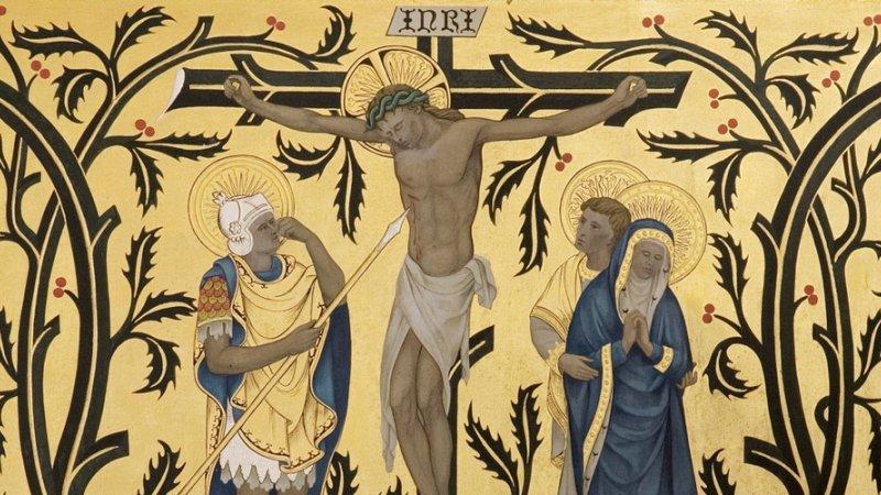Sainte fête de l'Exaltation de la Sainte Croix