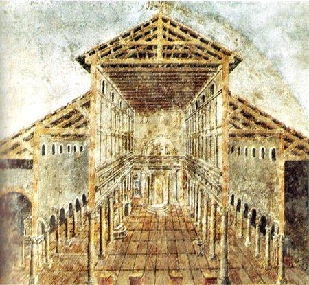 fr 649px-Affresco_dell'aspetto_antico_della_basilica_costantiniana_di_san_pietro_nel_IV_secolo - Copia