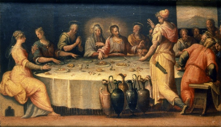 fr nozze di cana pinacoteca nazionale di bologna