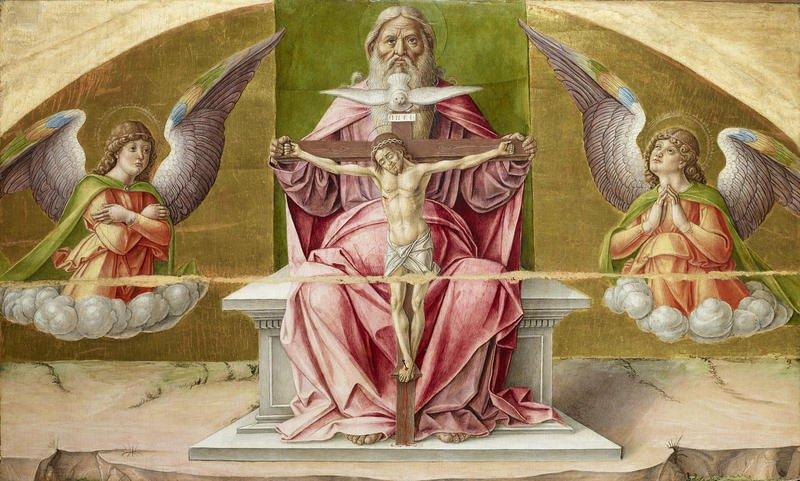 imm pens ss. trinità bartolomeo vivarini