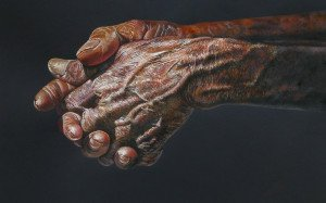 fr e enPictorial_art_Painting_Art_Closeup_Hands_Black_