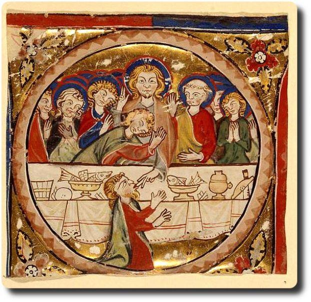 Ave verum corpus nato de virgine Maria