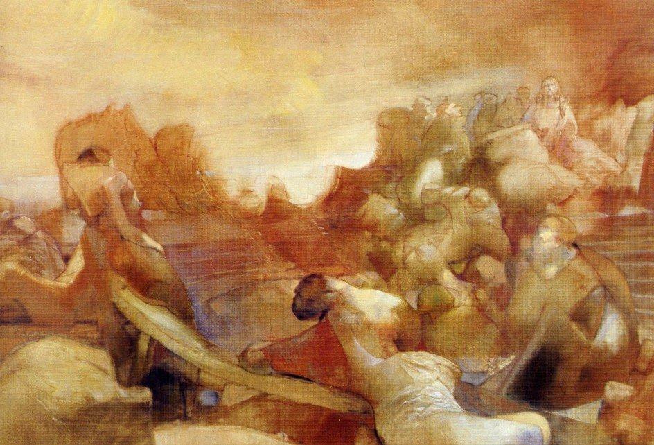 fr philippe-lejeune-Le-sermon-sur-la-montagne-1992