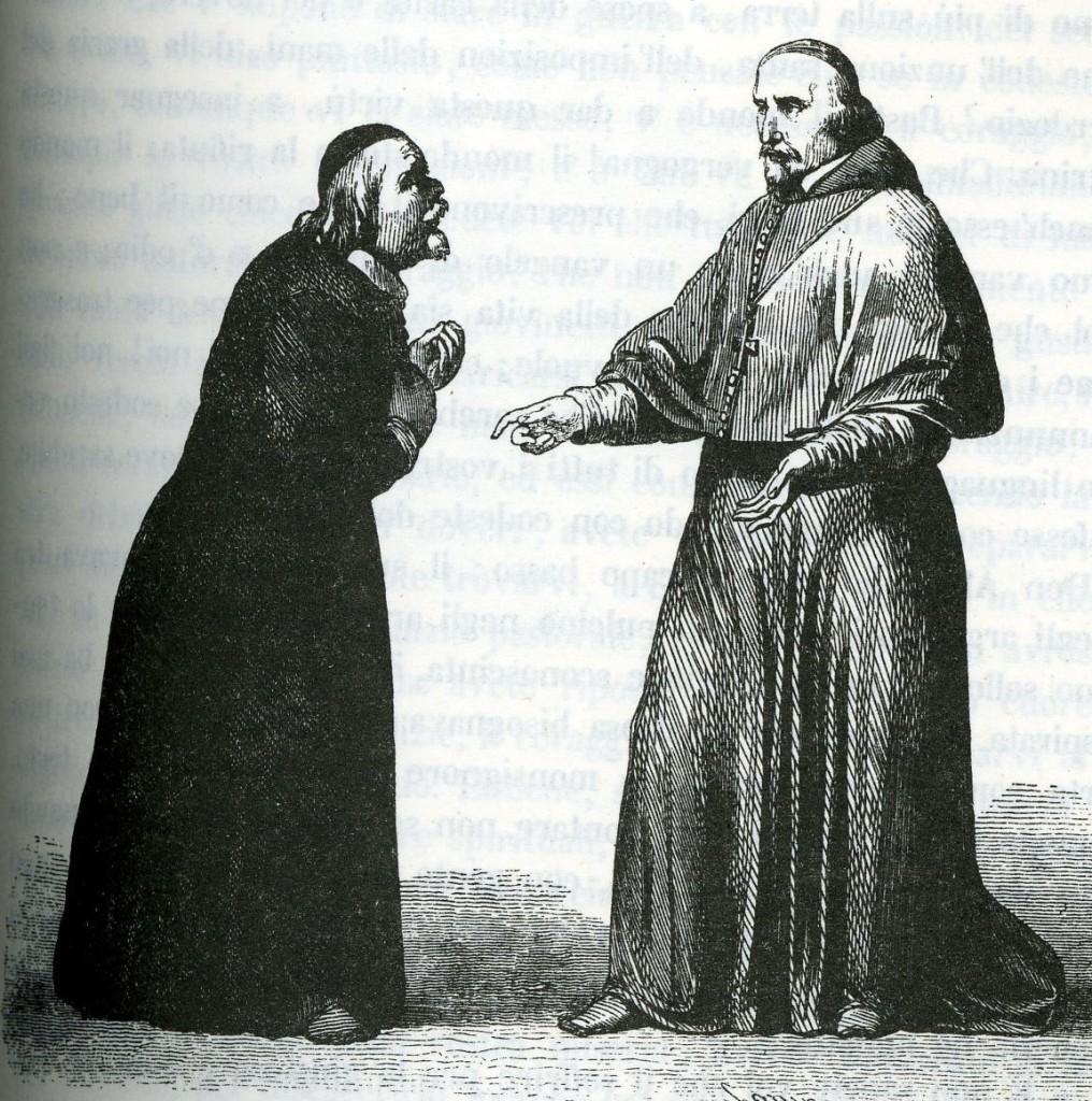 Cardinale&DonAbbondio