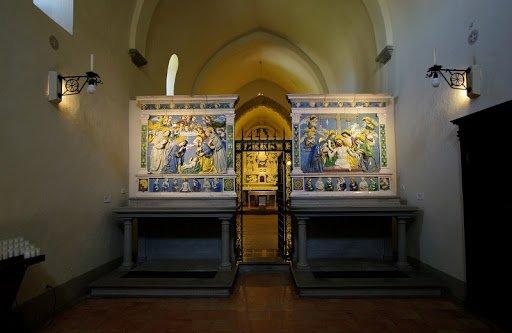 santuario la verna di san francesco