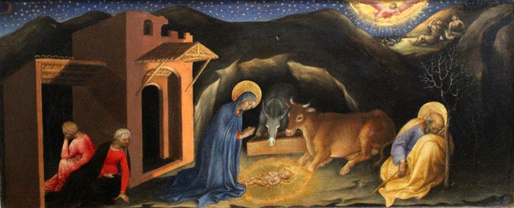 fr Gentile_da_Fabriano_-_Nativity_-_WGA08543
